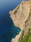Zakynthos wybrzeże 5 Fotografia Stock