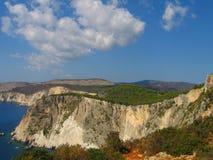 Zakynthos wybrzeże 2 Fotografia Royalty Free