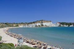 Zakynthos wyspa, Grecja zdjęcia stock