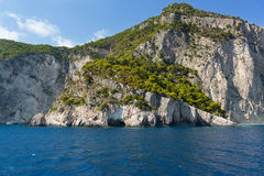 Zakynthos (Zante) island, Ionian see, Greece Royalty Free Stock Image