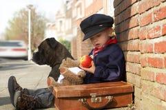 Zal ik de appel nu hebben? Royalty-vrije Stock Foto's