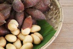 Zalacca fruit Royalty Free Stock Image