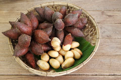 Zalacca fruit Tropical Stock Images