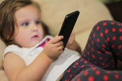 Zależności dziecko zdjęcia stock