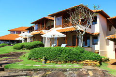 Zalen bungalowwen in Saman Villas, Sri Lanka Stock Afbeelding