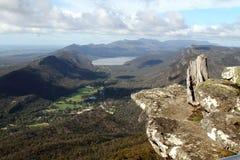 Zalen Gap, Victoria van Boroka-Vooruitzicht - Grampians Royalty-vrije Stock Afbeeldingen