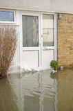Zalewający dzwi wejściowy, Basingstoke Fotografia Stock