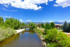 Zalm, Idaho stock fotografie