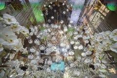 Zalzburg Austria, Grudzień, - 19, 2015: HOTEL SCHLOSS LEOPOLDSKRON zdjęcie stock