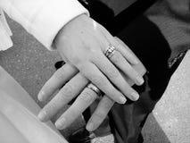 zamężny Fotografia Royalty Free