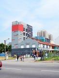 Zaman Centre, Singapore immagine stock
