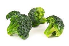 Zamarznięci brokuły Fotografia Royalty Free