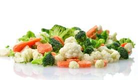 zamarznięci warzywa Obraz Stock