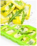 Utrzymani ziele dla gotować Zdjęcia Stock