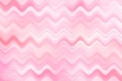 Zamazana fala linia, kolorowy abstrakcjonistyczny tło Zdjęcia Stock