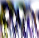 Zamazany błękitny hipnotyczny tło Obraz Royalty Free