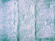 Zamazany nowożytny ściana z cegieł Obrazy Royalty Free