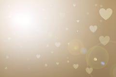 Zamazany tło Valentine& x27; s dnia pojęcie Walentynka dzień Ca Fotografia Stock