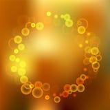 zamazujący abstrakcyjne tło Sztandaru projekt zapas Zdjęcie Royalty Free