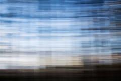 zamazujący tła abstrakcjonistyczny błękit Obrazy Royalty Free