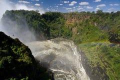 zambezi стоковая фотография rf