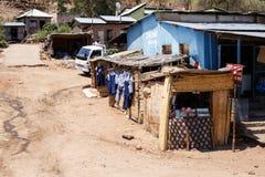 ZAMBIOWIE - PAŹDZIERNIK 14 2013: Lokalni ludzie iść wokoło z dnia na dzień życie Obraz Stock