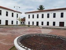 Zamboanga city hall stock image