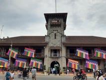Zamboangastadhuis stock foto