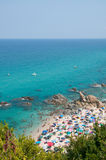 Zambrone, a small town near the sea in Calabria Royalty Free Stock Image