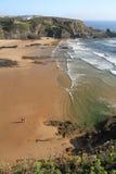 Zambujeira do Mar Beach Royalty Free Stock Images