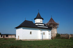 Zamca  monastery Stock Photos
