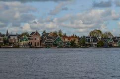 Zamdam im Norden von Amsterdam die Niederlande Lizenzfreies Stockbild