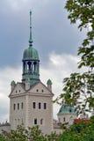 zamek Obraz Royalty Free