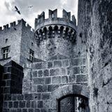 zamek Fotografia Stock