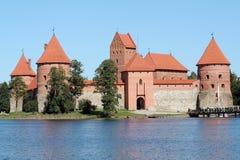 zamek Obrazy Royalty Free