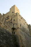 zamek Zdjęcie Stock