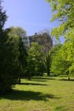 zamek blarney fotografia royalty free