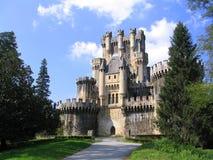 zamek butron s Zdjęcie Stock