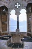 zamek chillon zdjęcia stock