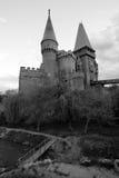 zamek corvinesti Obrazy Stock