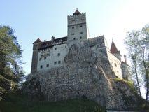 zamek Dracula zdjęcia stock