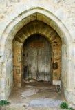 zamek drzwi. Zdjęcie Royalty Free