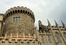 zamek Dublin Fotografia Royalty Free