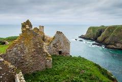 zamek dunnottar Zdjęcie Royalty Free