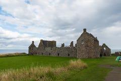 zamek dunnottar Zdjęcie Stock