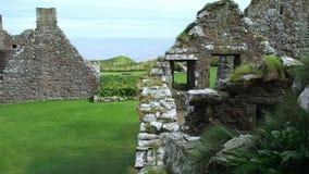 zamek dunnottar Scotland zdjęcie wideo