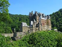 zamek eltz German Obraz Royalty Free