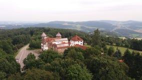 zamek German zdjęcia royalty free
