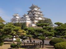 zamek Himeji Obraz Stock