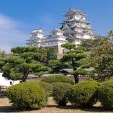 zamek Himeji Zdjęcia Stock
